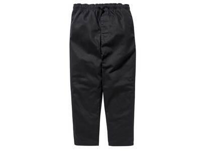 Wtaps Seagull 03 Trousers Cotton Twill Blackの写真
