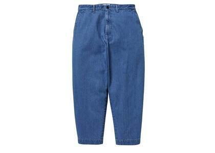 Wtaps Union 02 Trousers Cotton Denim Indigoの写真