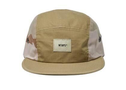 Wtaps T-5 01 Cap Cotton Weather Ripstop Beigeの写真