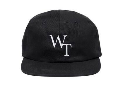 Wtaps T-6H 03 Cap Cotton Twill Blackの写真