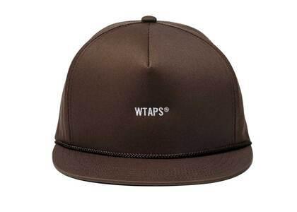Wtaps Militia Cap Copo Twill Brownの写真