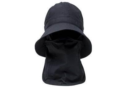 Wtaps Facehugger Hat Nyco Weather Supplex Blackの写真