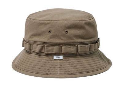 Wtaps Jungle 01 Hat Cotton Weather Coyote Brownの写真