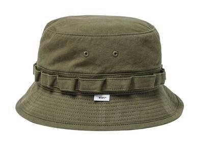 Wtaps Jungle 01 Hat Cotton Weather Olive Drabの写真