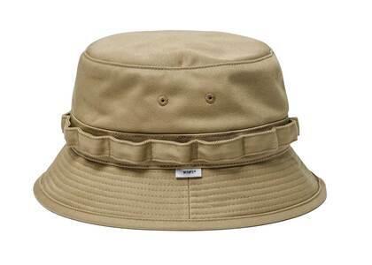 Wtaps Jungle 02 Hat Cotton Twill Beigeの写真