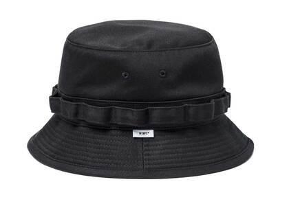 Wtaps Jungle 02 Hat Cotton Twill Blackの写真
