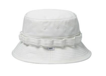 Wtaps Jungle 02 Hat Cotton Twill Whiteの写真