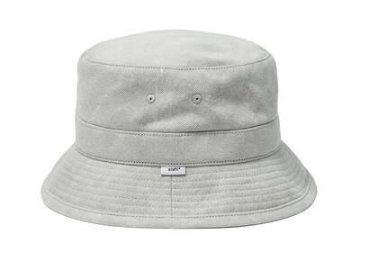 Wtaps Bucket 01 Hat Cotton Denim Beigeの写真