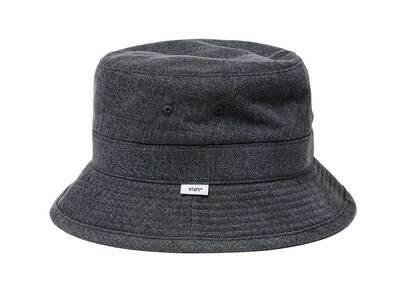 Wtaps Bucket 02 Hat Cotton Denim Blackの写真