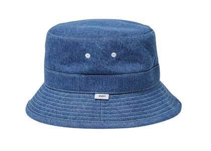 Wtaps Bucket 02 Hat Cotton Denim Indigoの写真