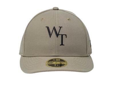 New Era × Wtaps 59FIFTY Low Profile Cap Poly Twill Beigeの写真