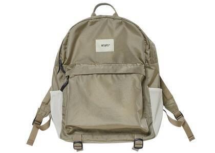 Wtaps Book Pack Bag Nylon Cordura Beigeの写真