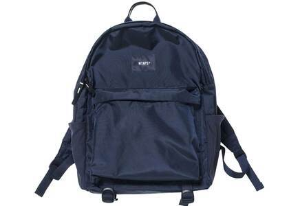 Wtaps Book Pack Bag Nylon Cordura Navyの写真