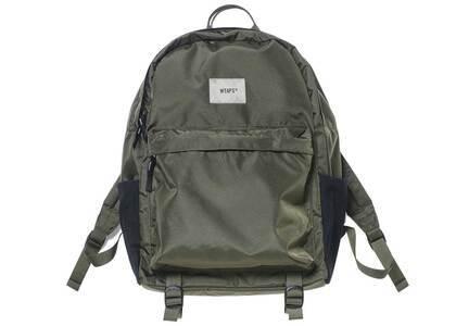 Wtaps Book Pack Bag Nylon Cordura Olive Drabの写真