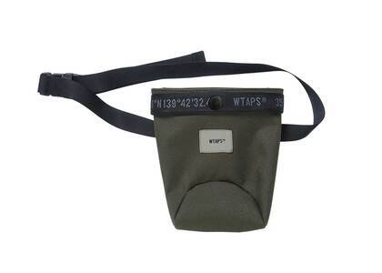 Wtaps Uproot Pouch Poly Cordura Olive Drabの写真