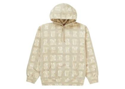 Supreme Blocks Hooded Sweatshirt Tanの写真