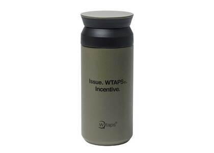Wtaps H2O 350ml Bottle Steel Kinto Olive Drabの写真