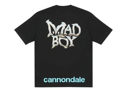 Palace x Cannondale Mad Boy 2 T-shirt Black (FW21)の写真
