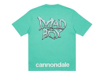 Palace x Cannondale Mad Boy 2 T-shirt Mint (FW21)の写真