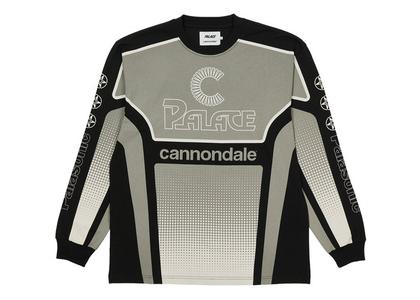 Palace x Cannondale Mad Boy Longsleeve Black (FW21)の写真
