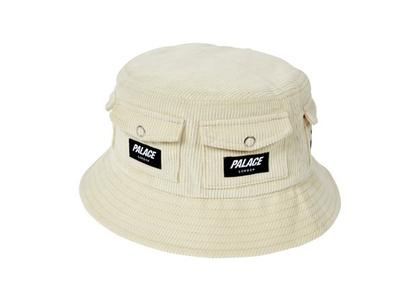 Palace Storage Bucket Hat Beige (FW21)の写真