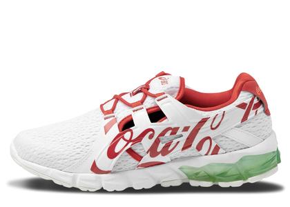 Asics Gel-Quantam 90 Coca-Cola Whiteの写真