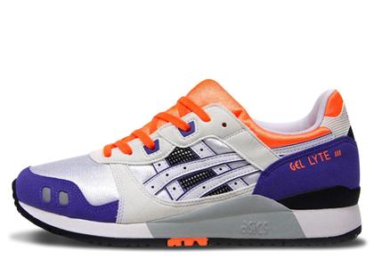 Asics Gel-Lyte III OG Orange Purpleの写真