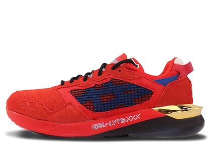 Asics Gel-Lyte XXX sneakerwolf Welcome Tokyo Redの写真