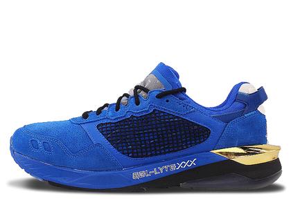 Asics Gel-Lyte XXX sneakerwolf Welcome Tokyo Blueの写真