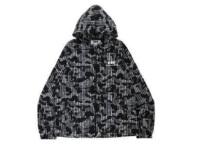 Bape × Comme des Garcons Osaka Hoodie Jacket Black (FW21)の写真