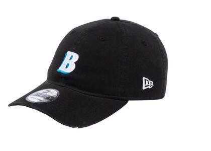 New Era × BALLISTIK BOYZ from EXILE TRIBE 9THIRTY B Logo Blackの写真