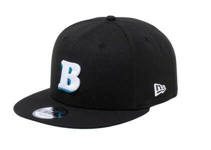 New Era × BALLISTIK BOYZ from EXILE TRIBE 9FIFTY B Logo Blackの写真