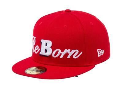 New Era × BALLISTIK BOYZ from EXILE TRIBE 59FIFTY Multi Logo Scarletの写真