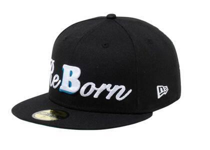 New Era × BALLISTIK BOYZ from EXILE TRIBE 59FIFTY Multi Logo Blackの写真