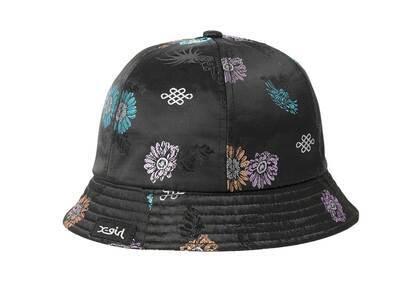 X-girl Chinese Jacquard Metro Hat Multiの写真