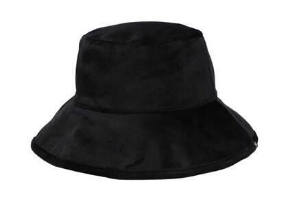 X-girl Reversible Bucket Hat Blackの写真