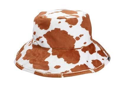 X-girl Reversible Bucket Hat Brownの写真