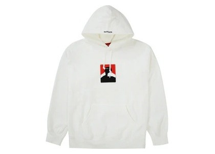 Supreme Portrait Hooded Sweatshirt (FW20) Whiteの写真