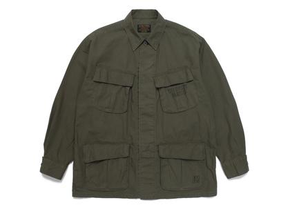 WACKO MARIA Fatigue Jacket Khakiの写真
