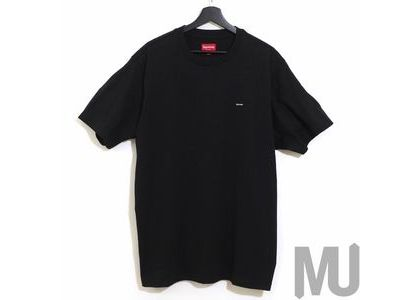 Supreme Small Box Tee (FW20) Blackの写真