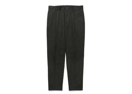 WACKO MARIA T/C Pleated Trousers (Type-1) Dark Brownの写真