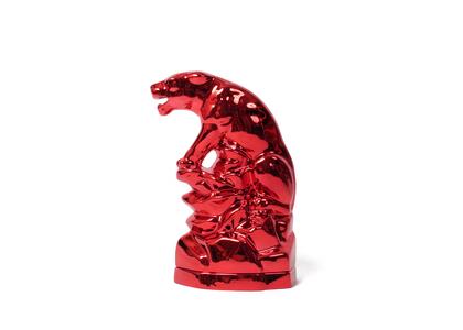 WACKO MARIA Panther Incense Burner Rubyの写真