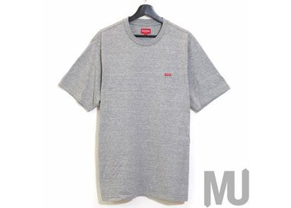 Supreme Small Box Tee (FW20) Heather Greyの写真