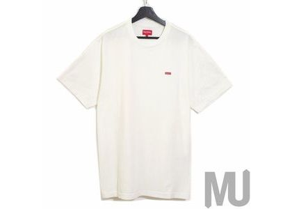 Supreme Small Box Tee (FW20) Whiteの写真