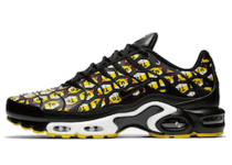 NIKE AIRMAX PLUS HONEYCOMB BLACK