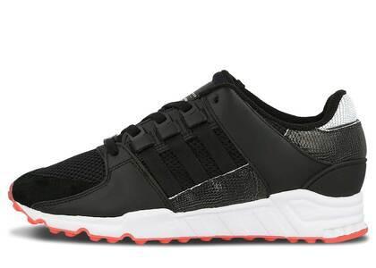 adidas EQT Support Rf Black/Black-Turboの写真