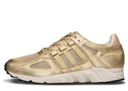 adidas EQT Guidance Sneakersnstuff All Goldの写真