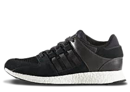 adidas EQT Support Ultra Milled Leather Blackの写真