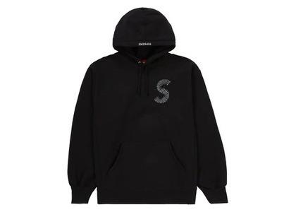 Supreme S Logo Hooded Sweatshirt (FW20) Blackの写真