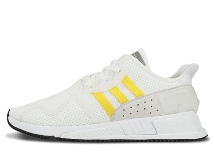 adidas EQT Cushion Adv White Equipment Yellowの写真
